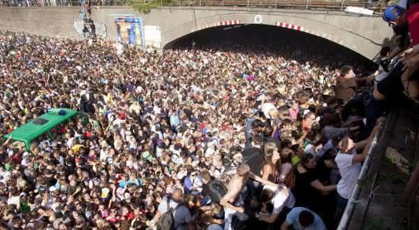 love parada duisburg entre os maiores shows de todos os tempos
