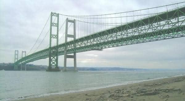 ponte Tacoma Narrows Washington
