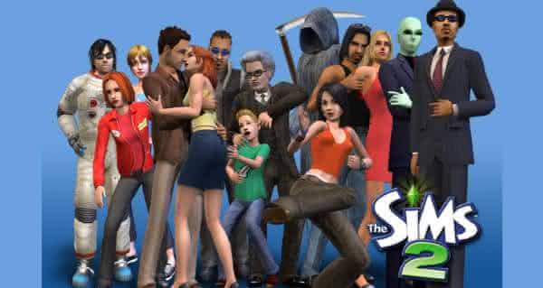 the sims 2 pc games