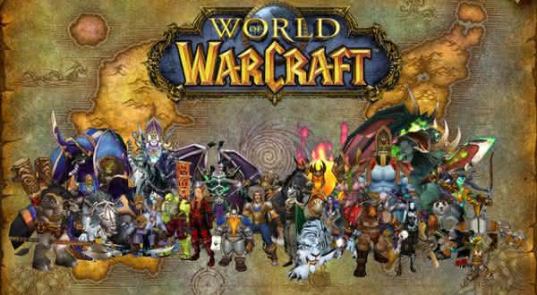 World of Warcraft entre os games mais populares do esports no mundo