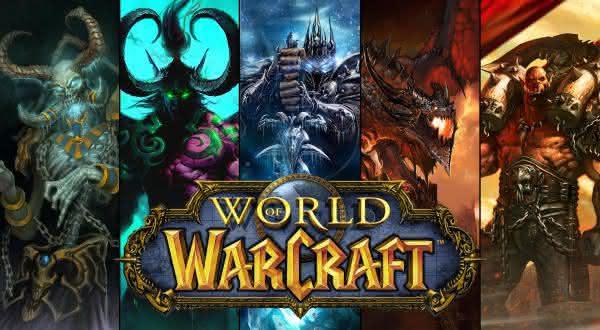 world warcraft entre os melhores games de todos os tempos