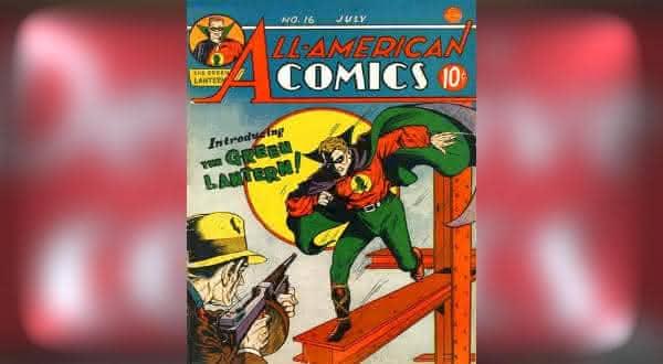 All American Comics 16 um dos hqs mais valiosos da historia