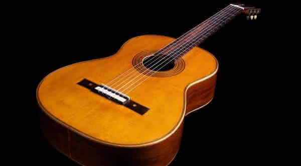 Classical Guitar by Antonio de Torres