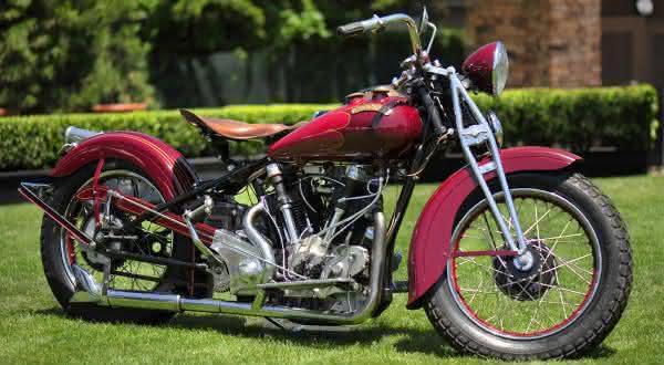 Crocker  1940 Big Tank uma das motos mais caras ja vendidas em leloes