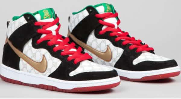 Nike SB Flom Dunk High um dos tenis mais caros do mundo