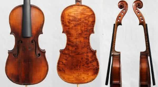 Viola de Gamba by Pieter Rombouts instrumentos musicais
