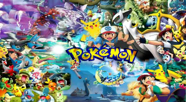 pokemon entre as maiores franquias de games
