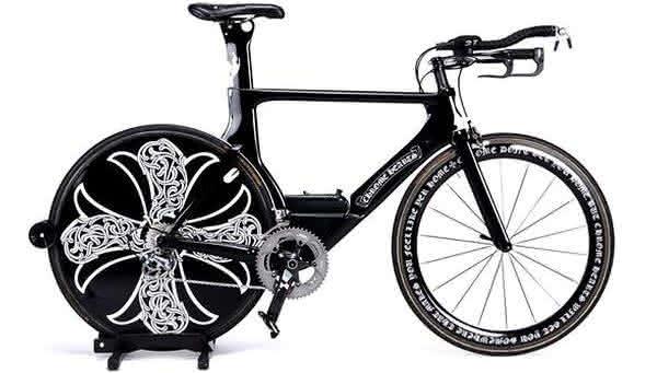 Chrome Hearts x Cervelo entre as bicicletas mais caras do mundo