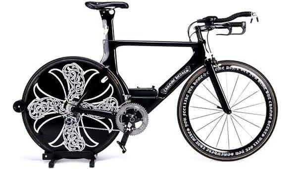 Chrome Hearts x Cervelo entre as bicicletas mais caras do mundo