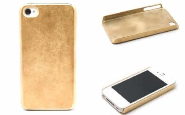 Miansai Ouro 14 Quilates entre as capas para iphone mais caras do mundo