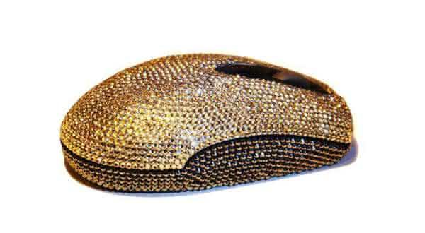 Mouse MJ Luxury VIP entre os mouses de pc mais caros do mundo