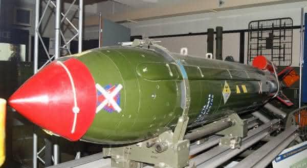 israel entre as potencias em armas nucleares