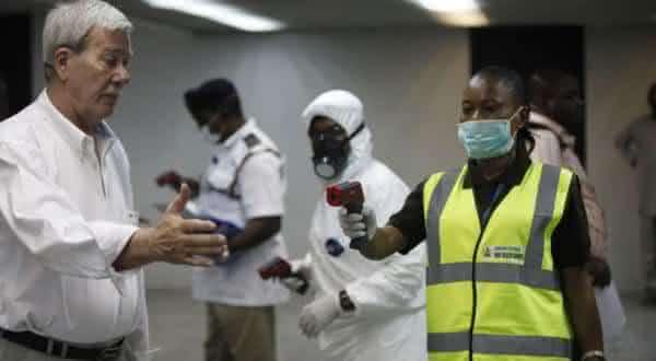 seguranca nos aeroportos coisas que voce nao sabia sobre ebola