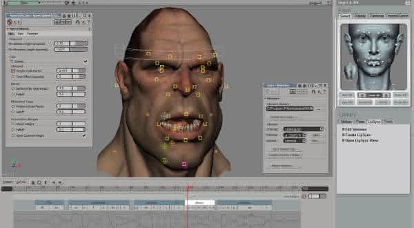 softimage face robot entre os software mais caros do mundo