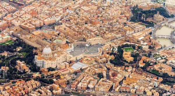vaticano entre os menores países do mundo