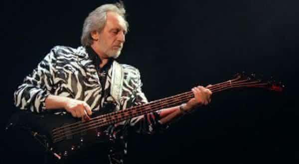 John Entwistle entre os melhores baixistas do mundo