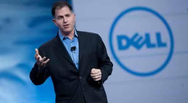 Michael Dell entre os bilionarios que nunca terminaram a universidade