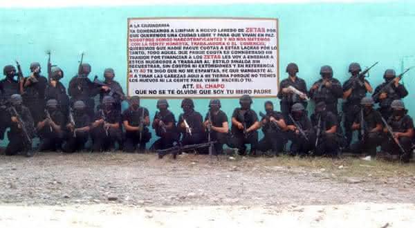 Sinaloa Cartel entre as organizacoes criminosas mais perigosas do mundo