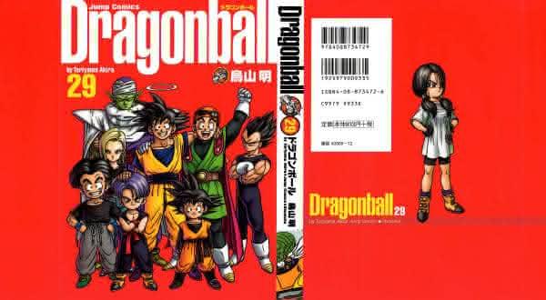 dragon ball um dos mangas mais vendidos de todos os tempos