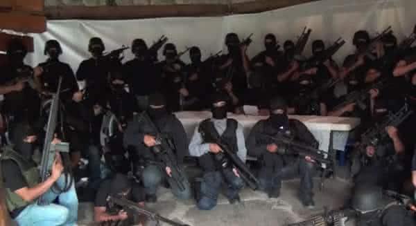 los zetas entre as organizacoes criminosas mais perigosas do mundo
