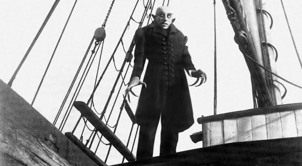 nosferatu entre os melhores filmes de vampiros de todos os tempos