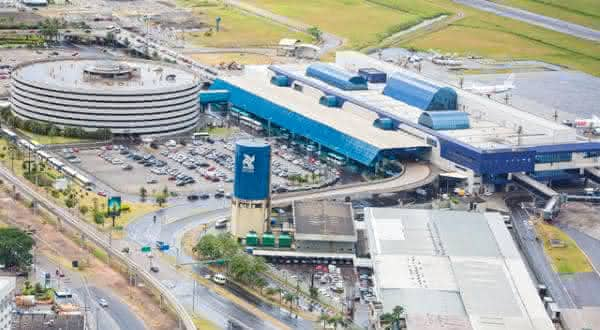 Aeroporto Internacional dos Salgado Filho um dos maiores aeroportos do brasil
