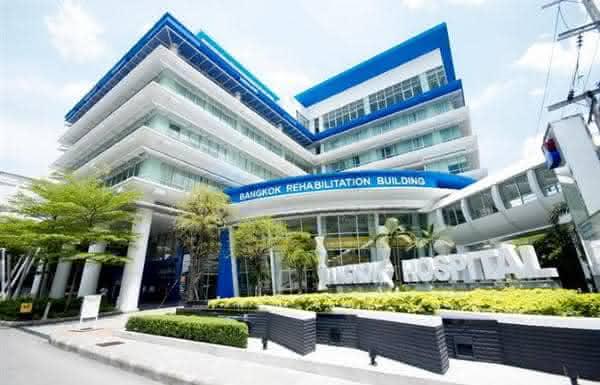 Bangkok Hospital Medical Centre entre os hospitais mais caros do mundo