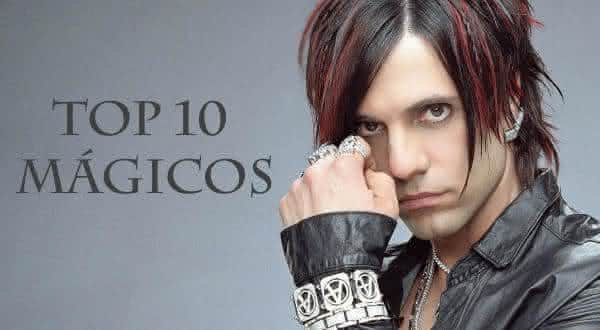 Criss Angel entre os  magicos mais famosos do mundo