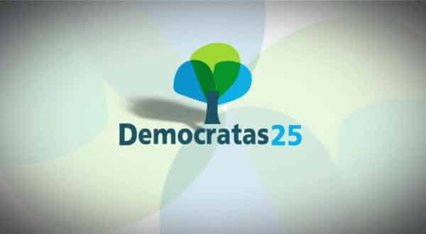 DEM entre os maiores partidos politicos do brasil