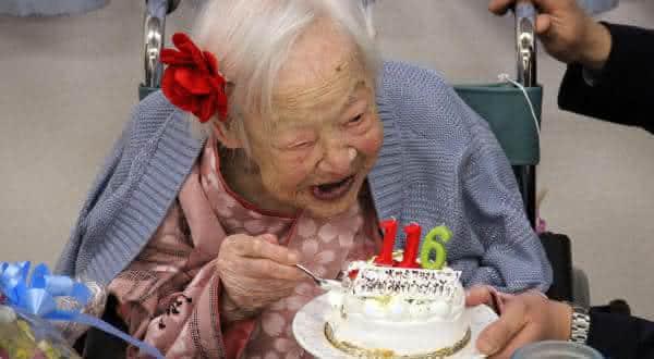 Misao Okawa entre as pessoas que viveram por mais tempo na historia