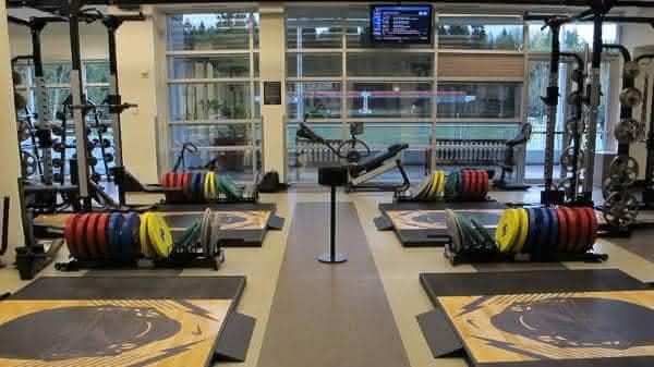 Nike World Headquarters 2 entre as maiores academias do mundo
