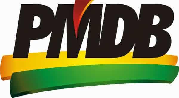 PMDB entre os partidos politicos com mais afiliados do brasil