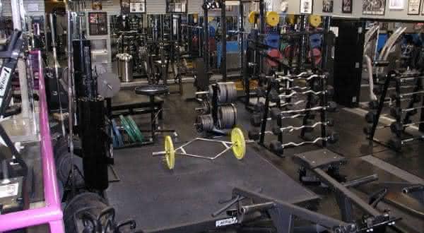 Quads Gym 2 entre as maiores academias do mundo