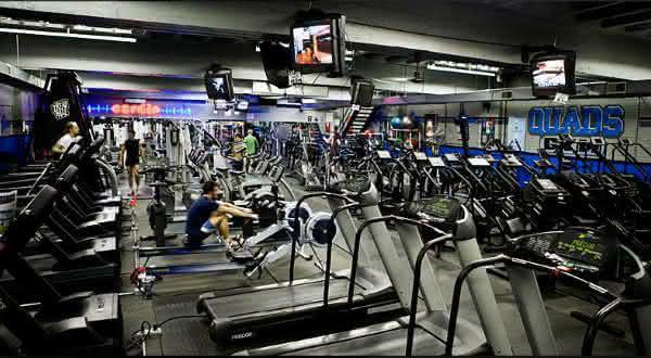 Quads Gym entre as maiores academias do mundo
