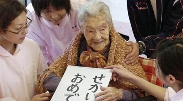Tane Ikai entre as pessoas que viveram por mais tempo na história