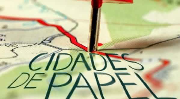 cidades de papel entre os livros mais vendidos de 2014