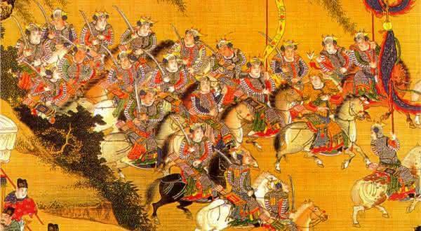 conquistas da dinastia ming entre as guerras mais mortais de todos os tempos