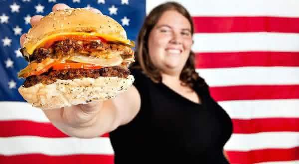 estados unidos entre os paises mais obesos do mundo