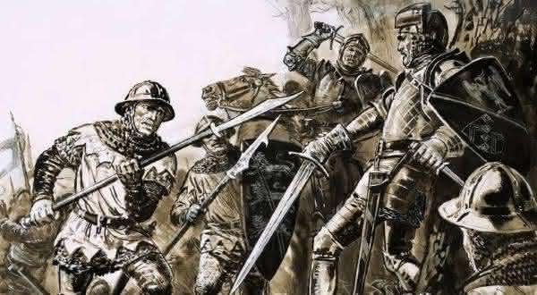 guerra das rosas entre as guerras mais longas do mundo