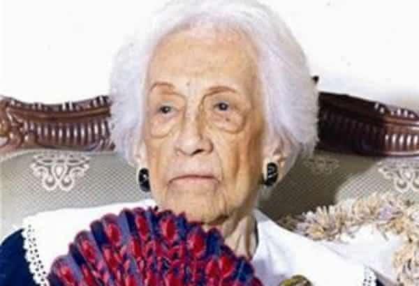 maria capovilla entre as pessoas mais idosas do mundo