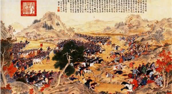 rebeliao An Lushan entre as guerras mais mortais de todos os tempos
