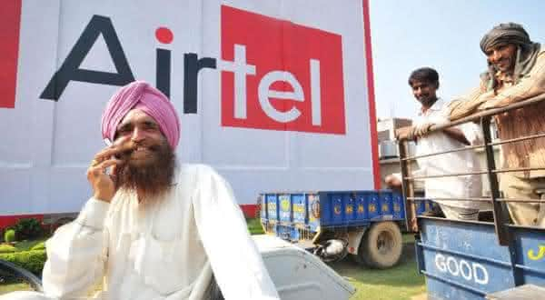Bharti Airtel entre as maiores empresas de telecomunicacoes do mundo