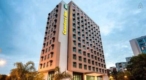 Choice Hotels International  entre as maiores redes de hoteis do mundo