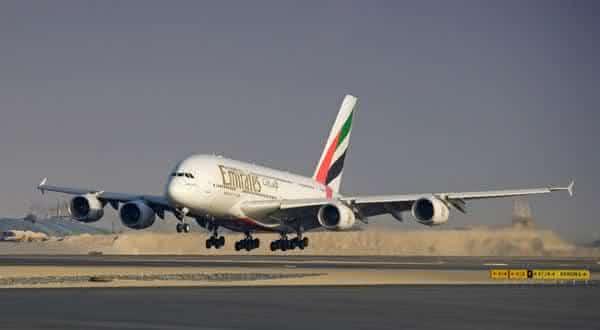 Dubai DXB Los Angeles LAX entre os voos mais longos do mundo