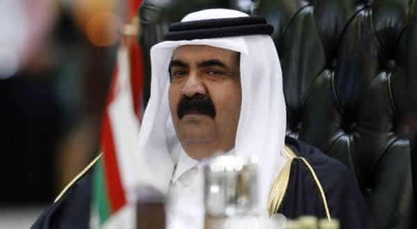 Hamad bin Khalifa Al Thani entre os presidentes mais ricos do mundo