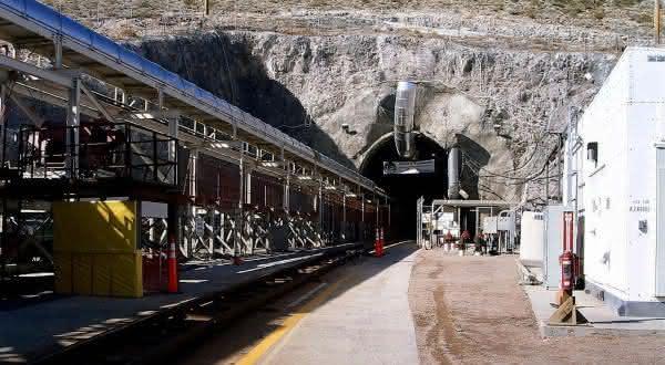 Repositorio de Residuo Nuclear da Montanha Yucca 2 entre as maiores obras da engenharia no mundo