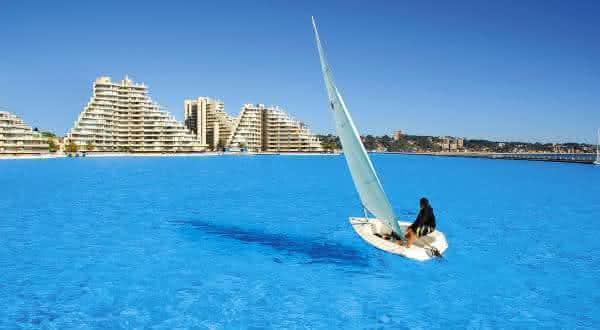 San Alfonso del Mar 2 entre as maiores piscinas do mundo
