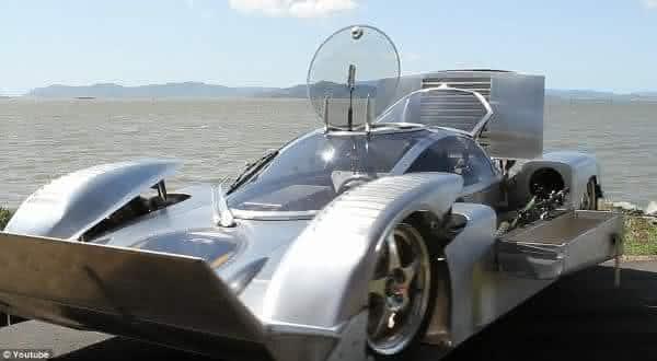 Sea Lion entre os mais incriveis carros anfibios 2