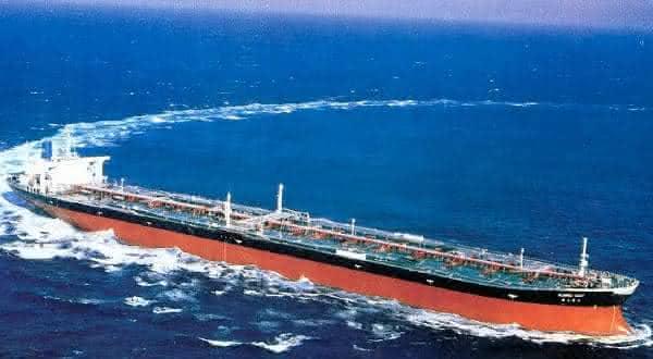 Seawise Giant entre os maiores navios ja construidos