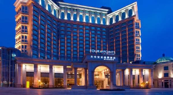 Starwood Hotels entre as maiores redes de hoteis do mundo